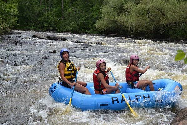 Adventure 2012 July 22-28 #417 Shoot the Rapids