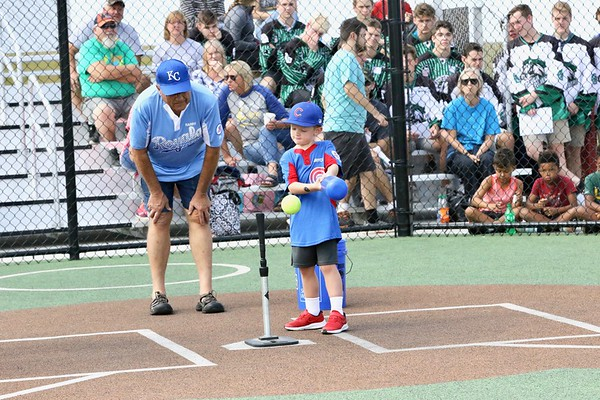 Miracle Field League:  Games 1 and 2        9/7/19