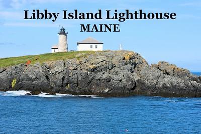 Libby Island Lighthouse, Maine