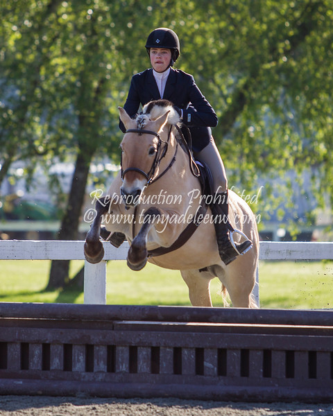 Equestrian - MREC Hunter Jumper D3 - Maple Ridge, May 2018