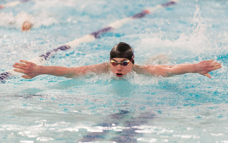 02/13/19  Wesley Bunnell   Staff  Southington swimming was defeated by Conard at home on Wednesday afternoon. Colby Landon in the 200 IM.