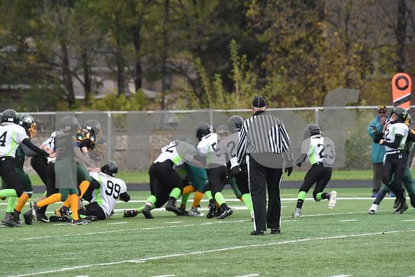 Evergreen Park Stallions Junior Football 11-5-17