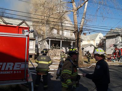 02-25-09 Hackensack, NJ - 3rd Alarm