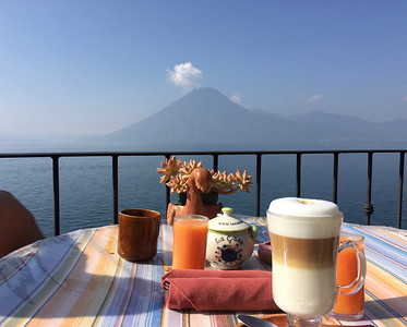 Lake Atitlán with Christoph Feb 2017