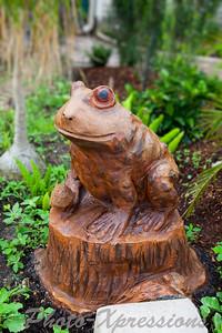 Galveston Tree Sculptures