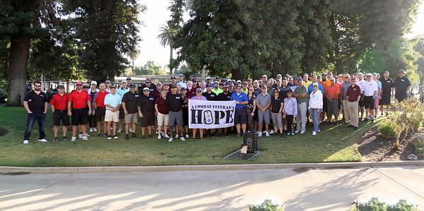 A Combat Veterans Hope-Golf Tourney