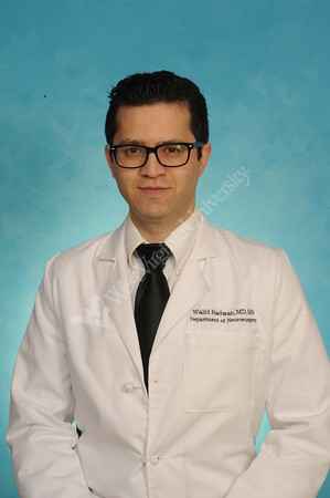 32882 Dr. Walid Radwan Neurosurgery Portrait Nov 2016