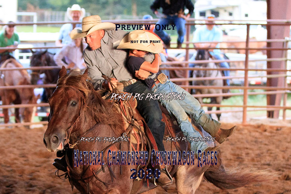 Campers Ranch rodeo