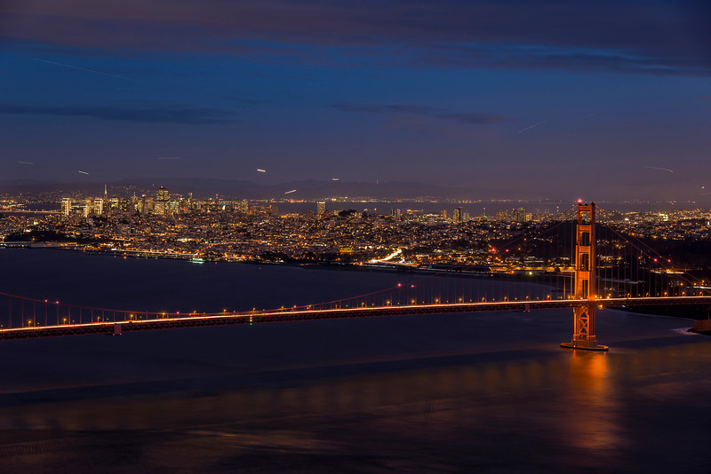 Lights of the Bay