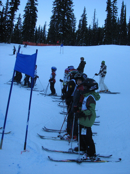 2009 Rio Tinto Alcan NGSL Race @ Whitewater