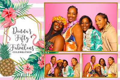 Donna's 50th BDay 8/3/19