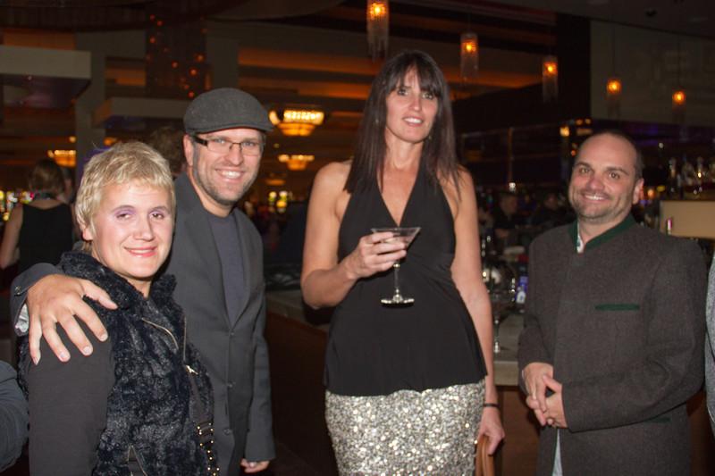 Michael,Marina, Colleen and Paul