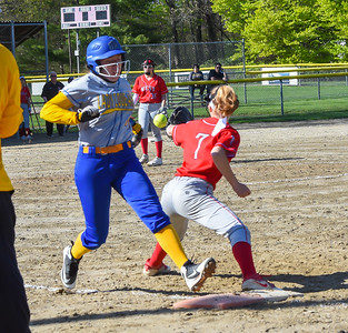 5/6/19 Cranston W. vs. N. Providence Girls Softball