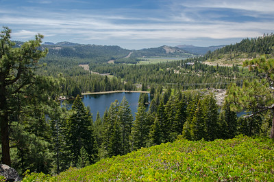 Pacific Crest Trail at Donner Pass Hike/CA - May, 2014