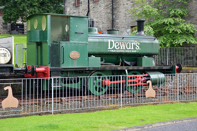 Dewars World of Whiskey, Aberfeldy