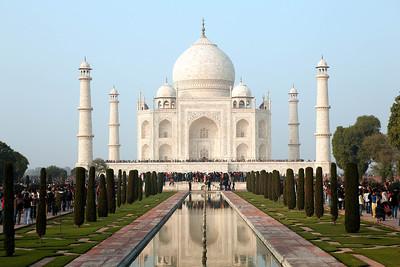 Chazen India 2010 - Agra