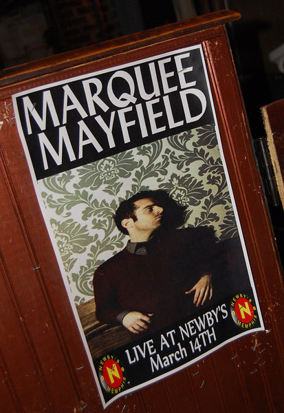 Newby's - Marquee Mayfield