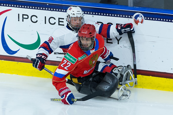 5-3-2015 - Men's - Norway vs. Russia - Bronze Medal Match