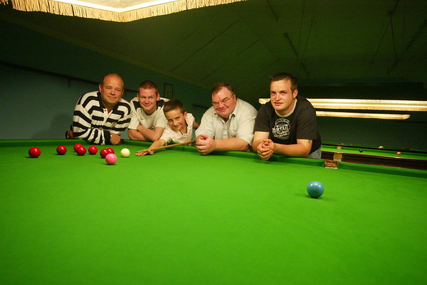 Edenderry Snooker