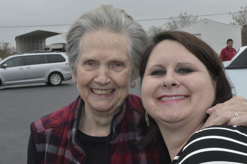 Judy & Angela