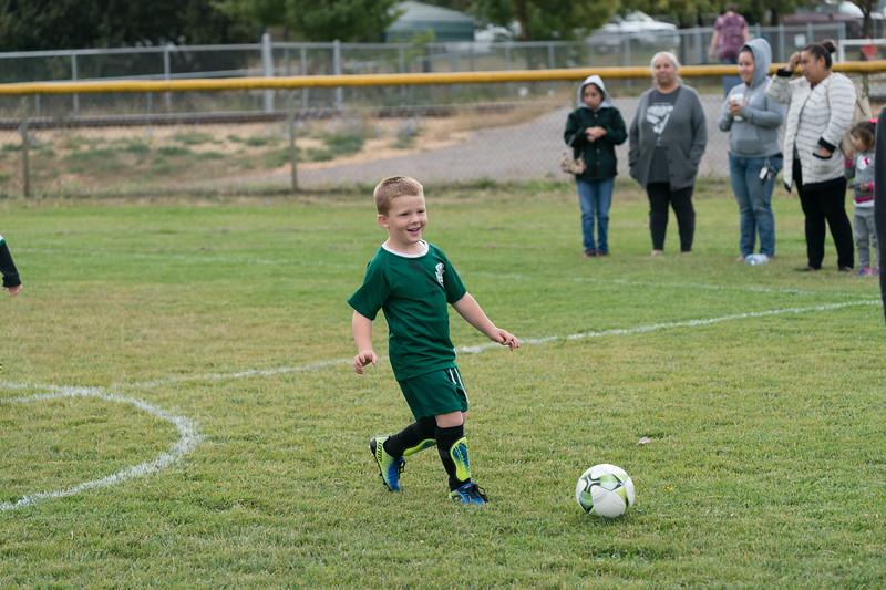 Mason 2018 Soccer