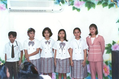 Student Council Elections SY 2003-2004