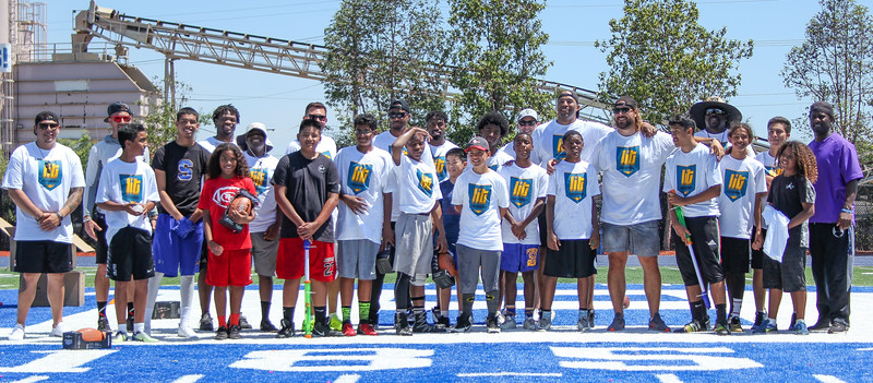 LIT Performance - Elite NFL Pop-up Camp