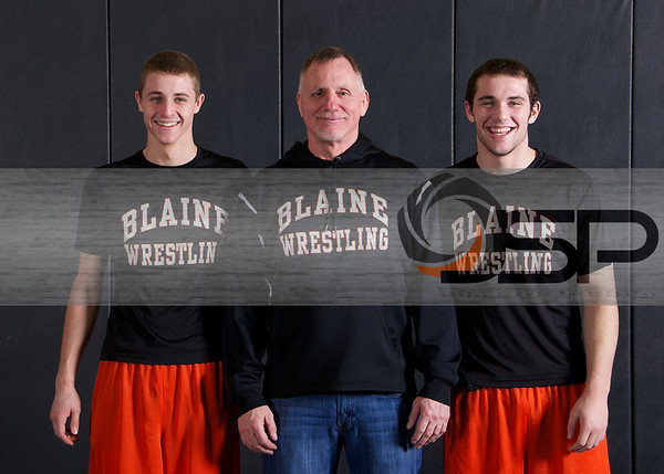 2012-2013 Blaine Wrestling Team and Indiv Photos