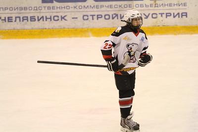 Трактор-2000 (Челябинск) - Белые Медведи-2000 (Челябинск) 6:4. 2 февраля 2014