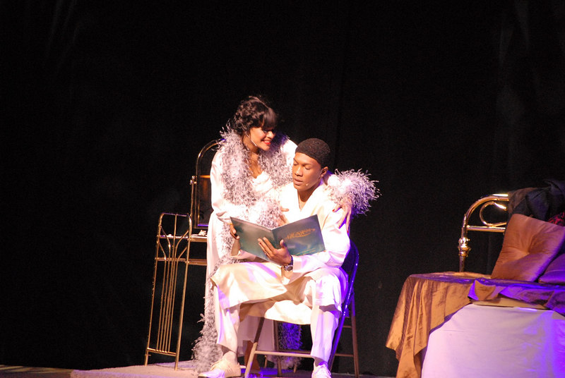 My Brother Marvin is an exciting drama and musical stage play about the legendary singer's life from being a teenager to his extraordinary climb to international stardom.