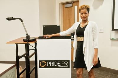 "Pride PR ""Perfect Pitch"" Small Biz Seminar @ Wake Forest University Campus 5-13-14 by Jon Strayhorn"