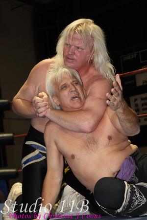 Highspots 081205 - The Rock and Roll Express vs The Midnight Express