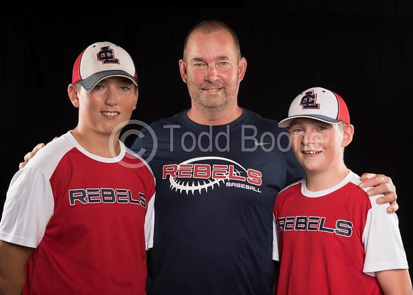 Rebels Baseball