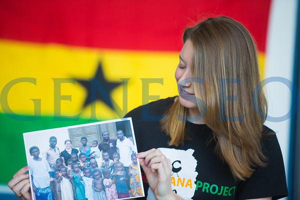 Ghana Postcard Photo