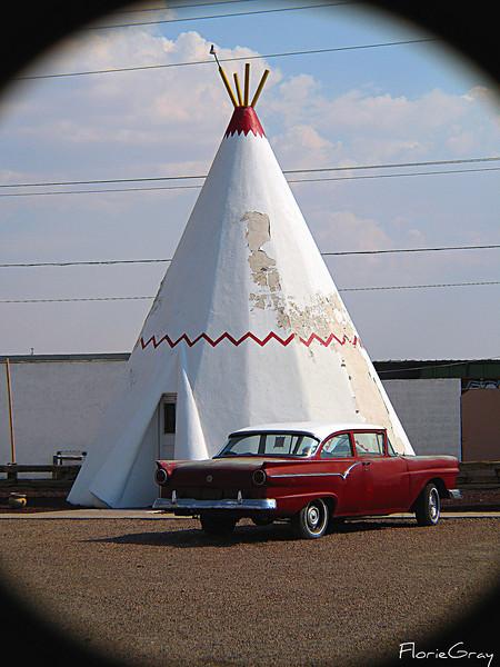 Wigwam Motel, Rt. 66, Arizona