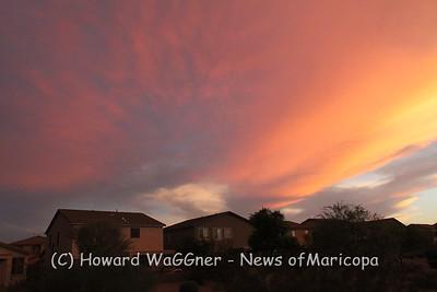 Sunset 8-14-2014