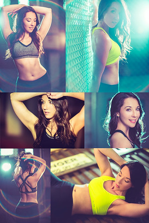 Jaclyn - Fitness Shoot