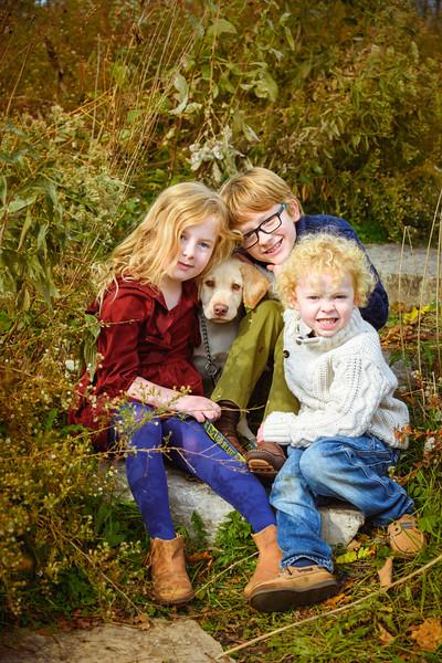 Erin & Jeremy family