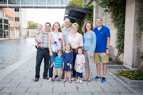 Heazeltine Family