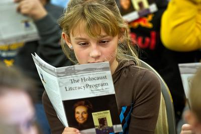 27986 WVU Holocaust Literacy Program November 2011