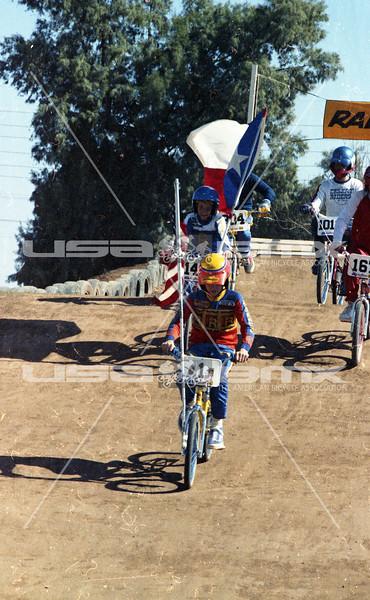 1980 Winter Nationals - Chandler AZ