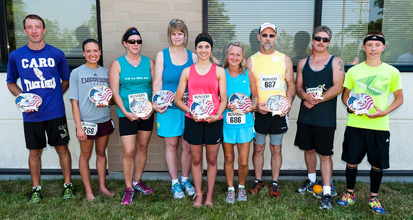 Hills & Dales 4th of July Races