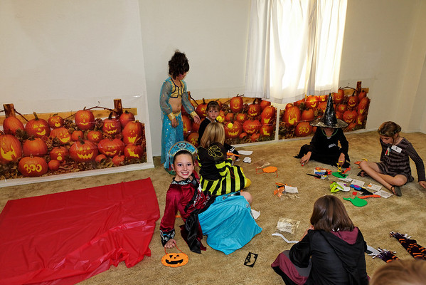 2008 Raymundo Halloween Party