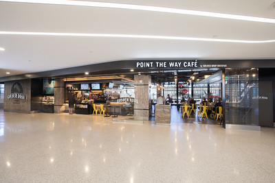 Point the Way Cafe