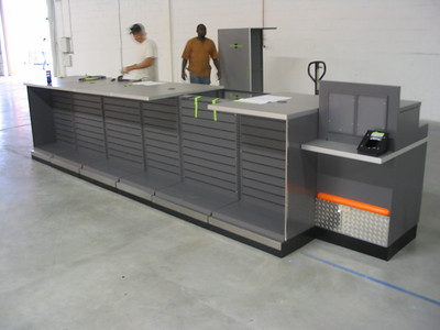 Home Depot Pro Desk: Union, NJ - Installation