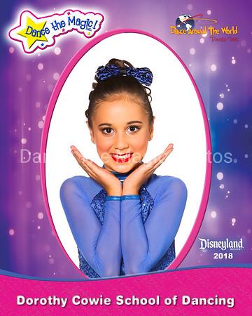 Australian Dance Classic 2018 at Disneyland