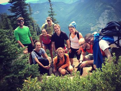 2013 Summer Alumni Hikes