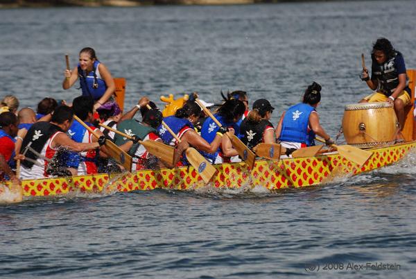 Dragon Boat Races in Miami