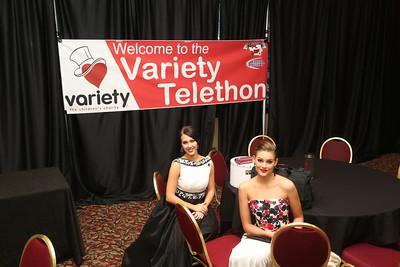 2015   Variety Club Telethon