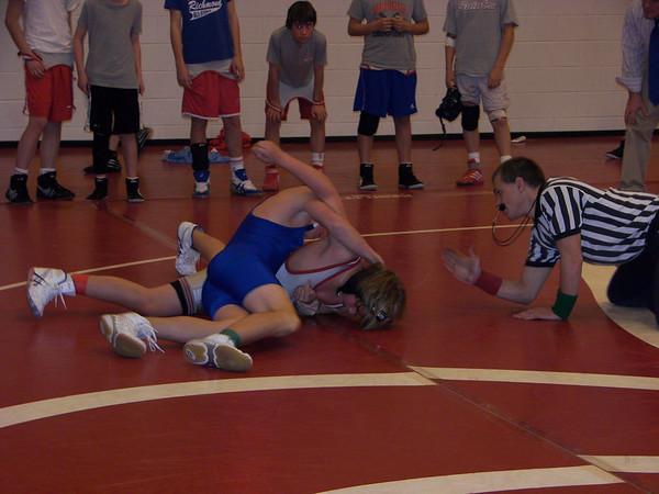 Wrestling: FUMA vs. St. Chris